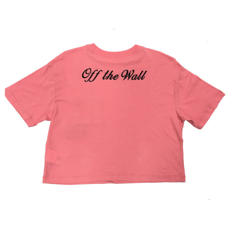 Vans Women OTW Brush Off Top in Pink