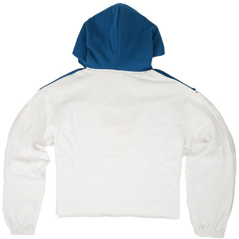 Vans Women's Inverce Hoodie Shirts-Blue and Sapphire