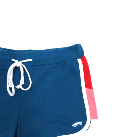 Vans Women's Inverce Shorts in Blue