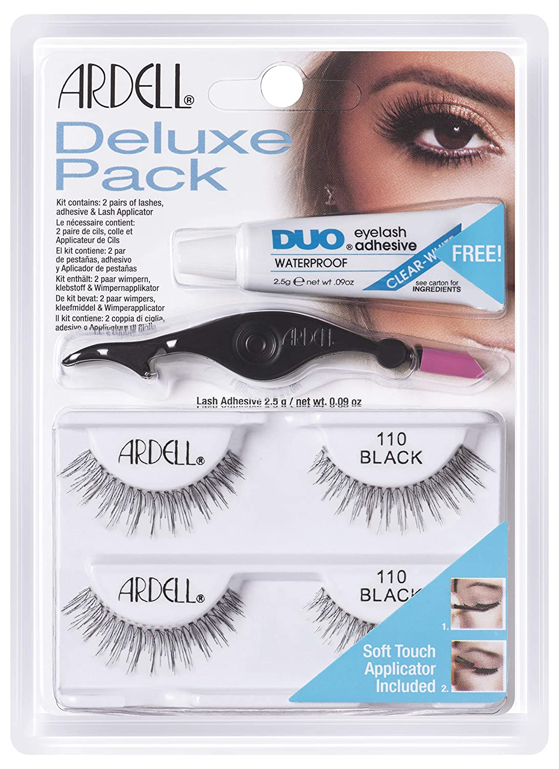 Ardell Lash Extension-Deluxe Pack 110