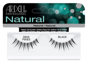 Ardell Lash Extension-Natural Demi Pixies Black