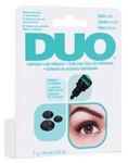 DUO Strip Lash Adhesive White Clear, for strip false eyelash, 0.25 oz