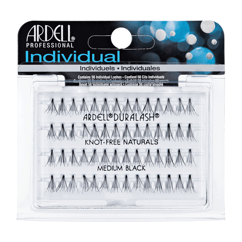 Ardell Lash Extension-Natural Knot Free Medium Black