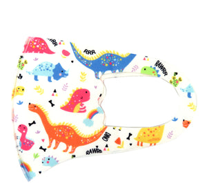 Kid's Character Print Unisex Reusable Stretchable Face Masks-Labor Day Special
