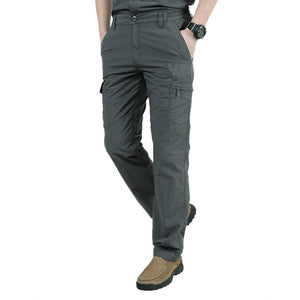 Men's Military Style Cargo Pants