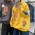 Load image into Gallery viewer, Men's Graphic Printed Oversized Pullovers Hoodies Sweatshirts W/ S to 5 XL