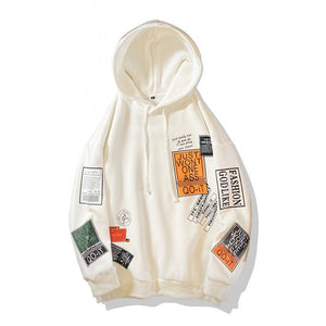 Men's Graphic Printed Oversized Pullovers Hoodies Sweatshirts W/ S to 5 XL