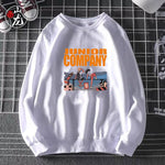 Load image into Gallery viewer, Men's Multi Print Hip Hop Punk Streetwear sweatshirt