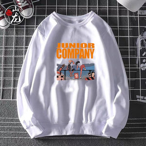 Men's Multi Print Hip Hop Punk Streetwear sweatshirt