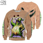 Load image into Gallery viewer, Halloween Nightmare before Christmas 3D Print Hoodies Sweatshirts