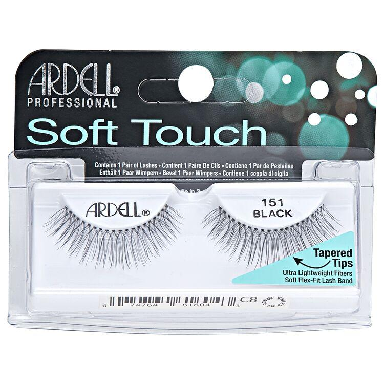 Ardell Lash Extension-Soft Touch 151 Black