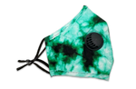 Load image into Gallery viewer, Tie Dye Pattern Reusable Non- Medical Fabric Face Mask W/ Filter Pocket