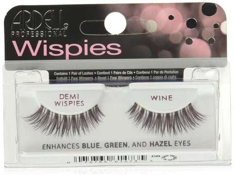 Ardell Lash Extension-Wispies Demi Wispies Wine