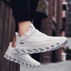 chaussure streetwear blanche