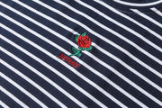 T-shirt Rose Marine