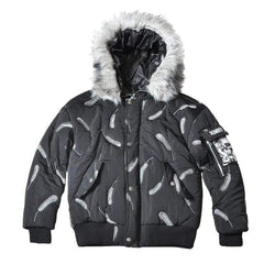 Veste parka Feather