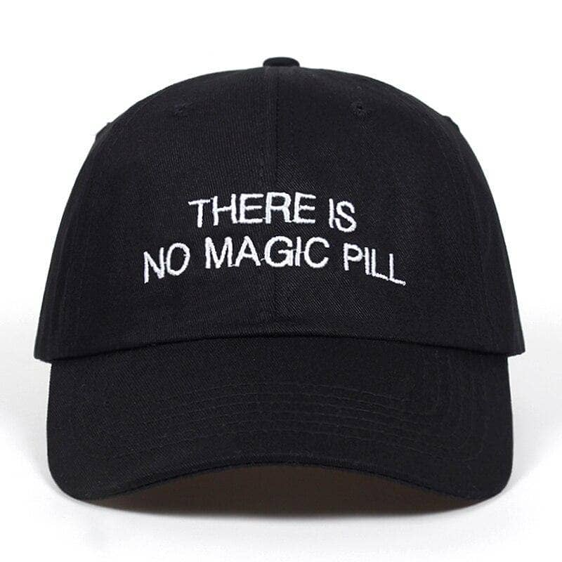 Casquette Magic Pill