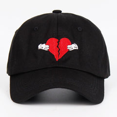 Casquette Heart Break