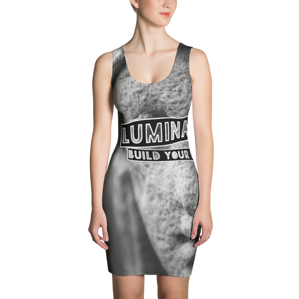 Statue Bodycon Dress