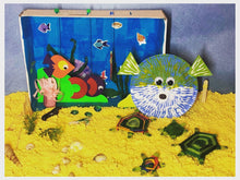 Beach Craft and Home Made Turtles