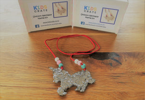 Sparkly Unicorn Necklace Kit