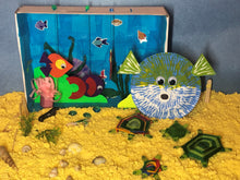 Beach and Under the Sea craft for kids