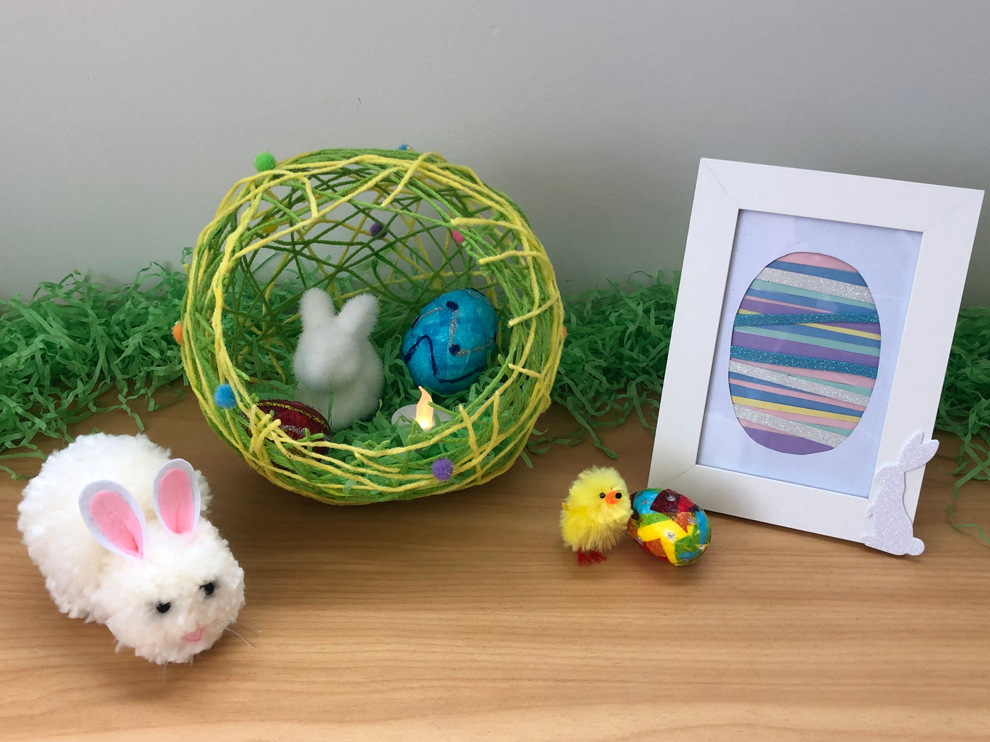 Easter Kids Activities to make