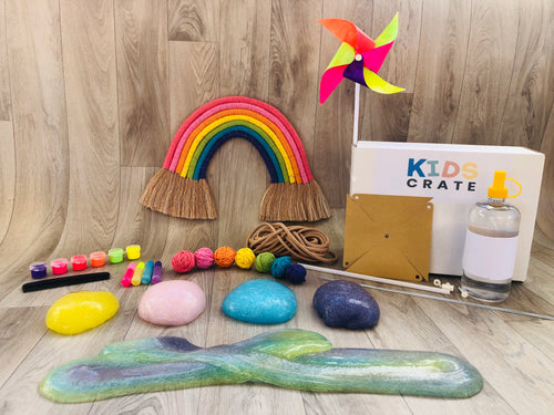 Whio Kids Crates  I Ages 5+