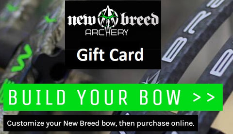 Build A Bow Gift Card