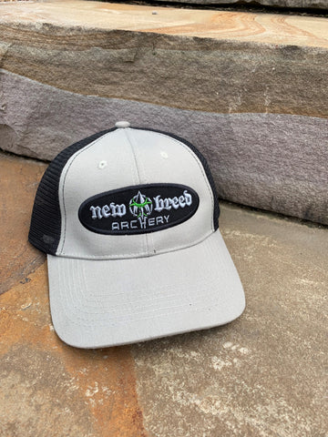 Earth/Light Gray Hat - New Breed Archery