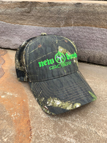 Mossy Oak Hat - New Breed Archery