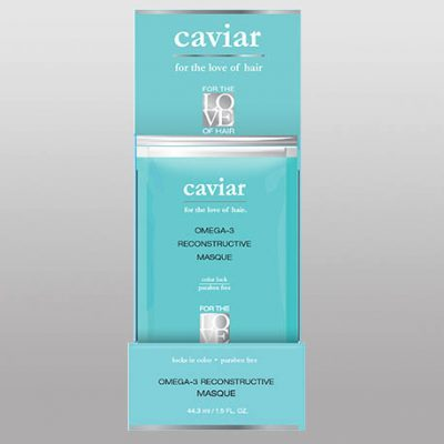 Caviar Omega-3 Reconstructive Masque Travel Size 3 Pack