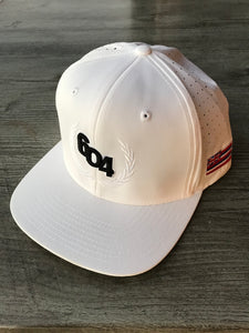 Embroidered Champs Snapback Hat