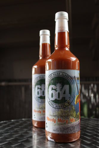 Hawaii's Best Bloody Mary Mix