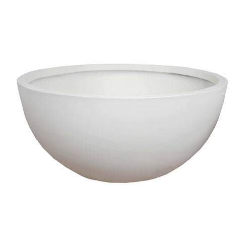 Topini Bowl White 28x12cm