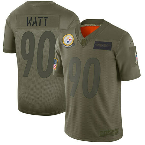 Men's Pittsburgh Steelers 2019 Limited Jersey