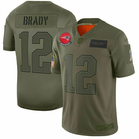 Men's New England Patriots 2019 Limited Jersey