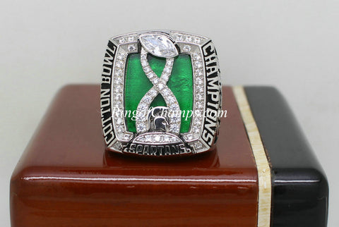 Michigan State Spartans Championship Rings