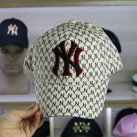 NEW YORK YANKEES MONOGRAM ADJUSTABLE CAP