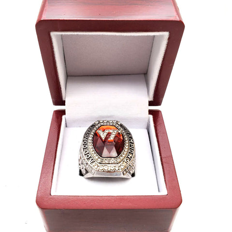 2016 Virginia Tech Hokies ACC Football Championship Ring
