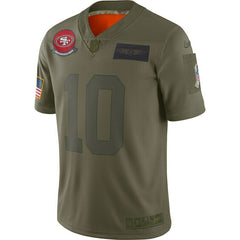 Men's San Francisco 49ers 2019 Limited Jersey