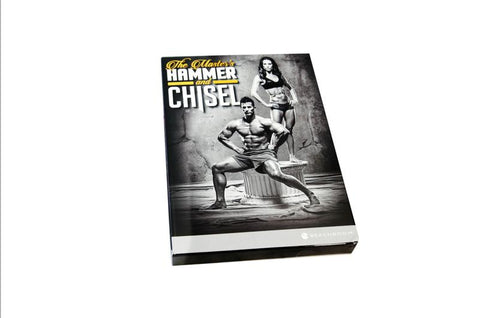 The Master's Hammer and Chisel 7 DVD Workout Base kit