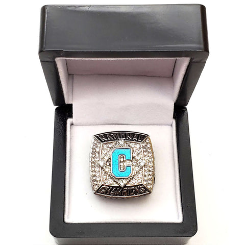 2016 Coastal Carolina Chanticleers Baseball National Championship Ring