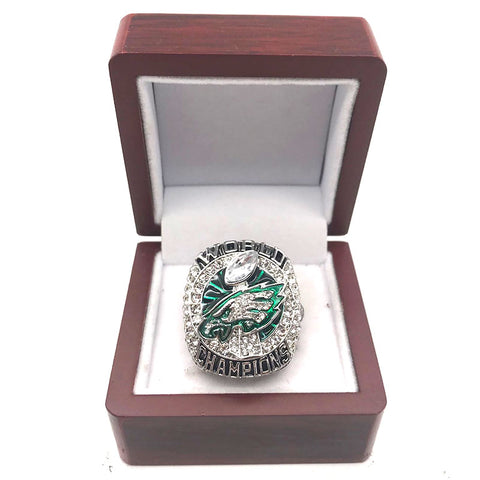 Philadelphia Eagles Championship Ring Set
