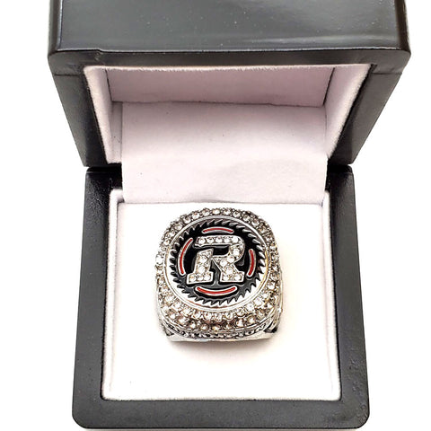 2016 Ottawa Redblacks Grey Cup Championship Ring