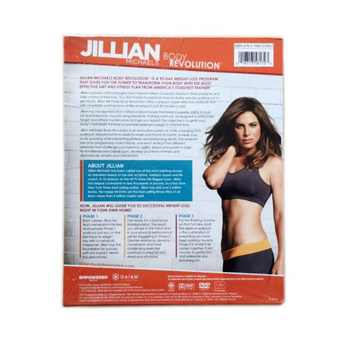 Jillian Michaels Body Revolution