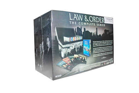 Law & Order: The Complete Series (Seasons 1-20 Bundle)