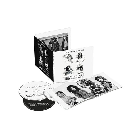 Led Zeppelin: Complete Studio Recordings Bonus The Complete BBC Sessions (2016)