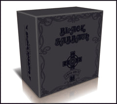 Black Sabbath Black Box Complete Collection 1970-2017 22 CD Set