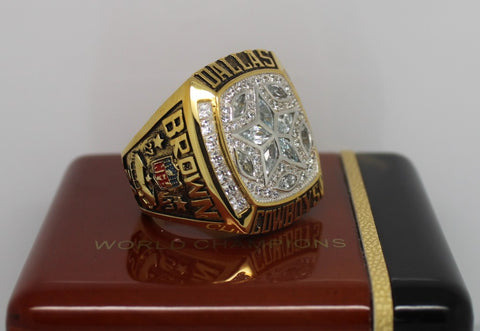 Dallas Cowboys Championship Rings set